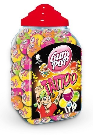 GUM POP TATTOO 100x18g tuba